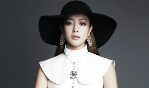 """Kim Hee Sun for """"Bazaar"""""""
