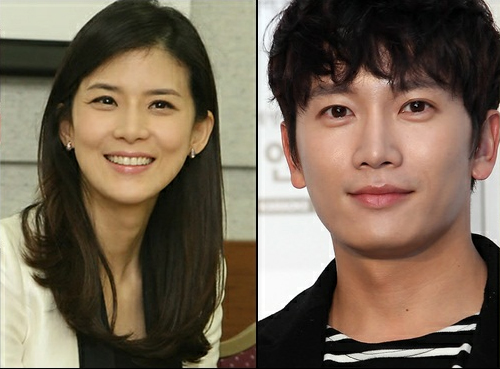Lee Bo Young and Ji Sung Deny Wedding Rumors