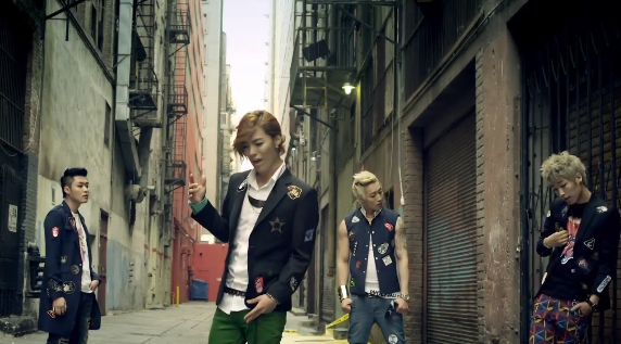 "M.I.B Releases MV for ""Only Hard For Me"""