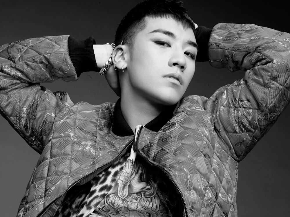 Second Teaser Image Showing Big Bang's Seungri Revealed