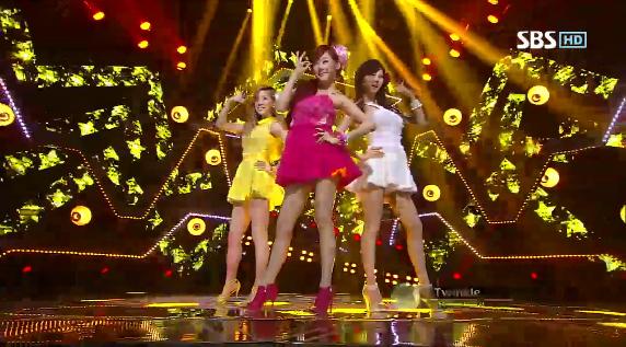 SBS Inkigayo Performances 05.27.12