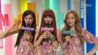 TaeTiSeo - MBC Music Core 05.19.12