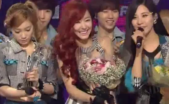 KBS Music Bank – May 25, 2012