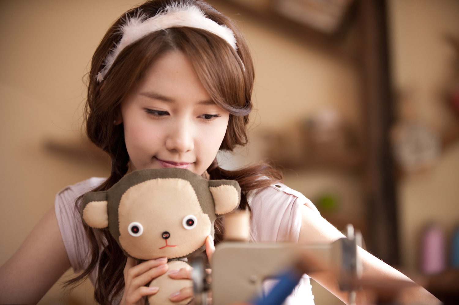 Girls' Generation's YoonA Voted First Love Icon