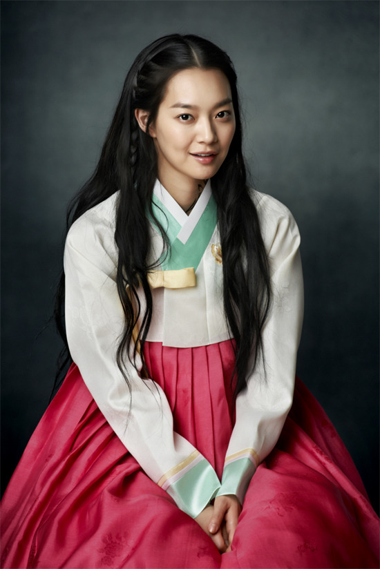 Shin Min Ah's Stills for the Upcoming Drama Revealed