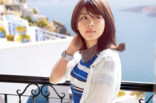 Ha Ji Won Looks Slim and Beautiful in LA