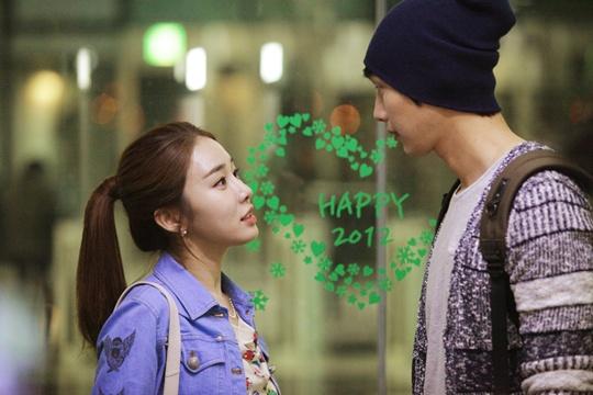 Yoo In Na and Ji Hyun Woo