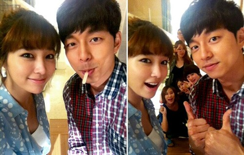 Gong Yoo and Lee Min Jung Film for Three Days Straight Without Any Sleep
