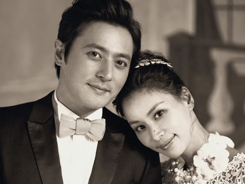 Image result for jang dong gun and go so young