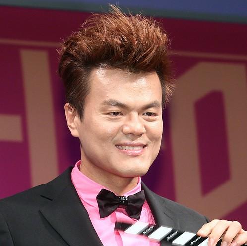 """JYP at the """"5 Million-Dollar Man"""" Showcase"""
