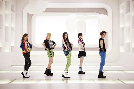 """f(x) to Have First Comeback Performance Today on Mnet's """"M Countdown"""""""