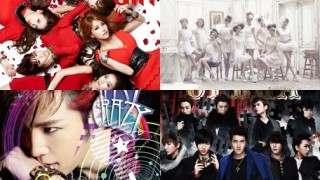 K-pop Stars in Japan