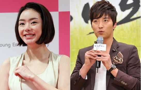 Seo Woo in a Relationship with Former Co-Star In Kyo Jin
