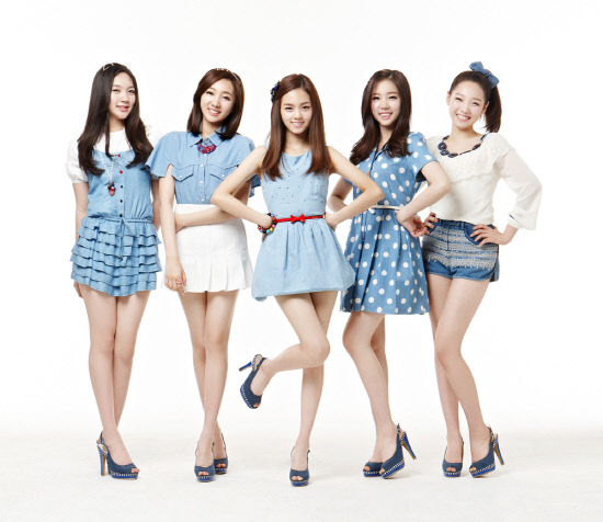 "DSP Media's New Girl Group ""PURETTY"" Catches the Attention of the Japanese Media!"