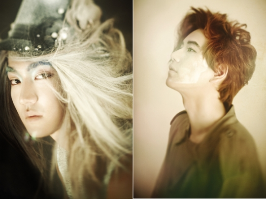 """Siwon and Kyuhyun Super Junior """"Sexy, Free & Single"""" Teaser Images Unleashed"""