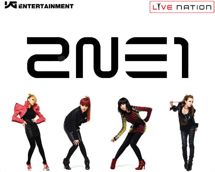 """2NE1 To Visit Los Angeles and New Jersey in August for 2012 World Tour """"New Evolution."""""""