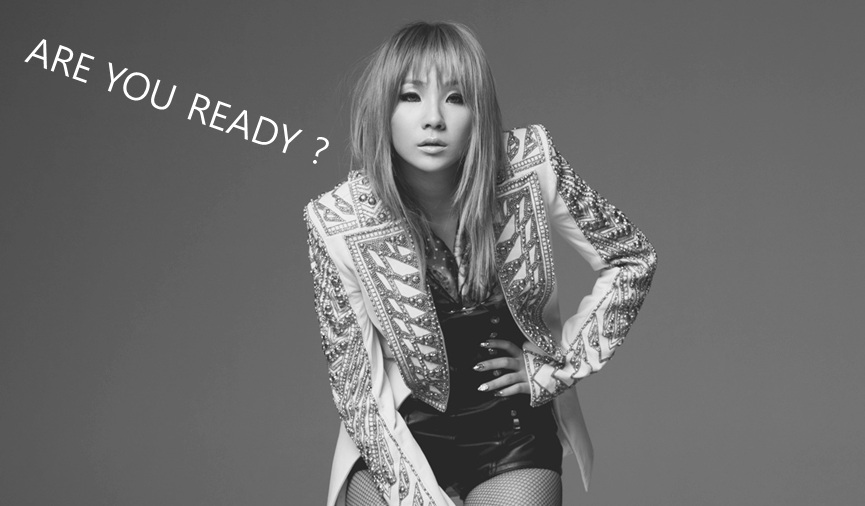 2NE1 Reveals First Teaser Image of CL for New Album