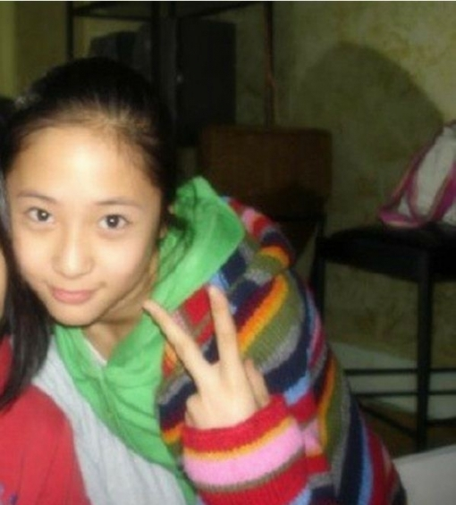 f(x)'s Krystal When She Was Young Shows up Online