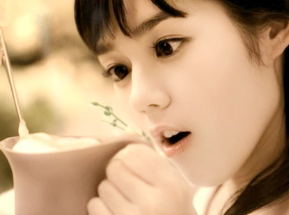 Check out Han Ga In from 10 Years Ago!