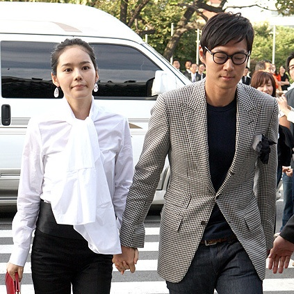Yun Jung Hoon and Han Ga In Reveal Plans for Children
