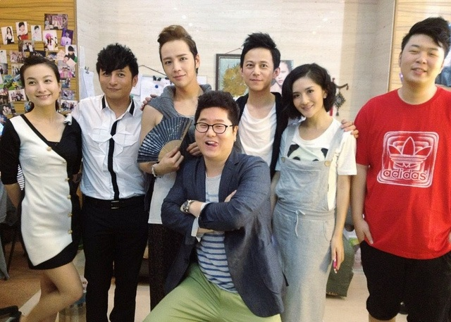 Jang Geun Suk's Appearance on Chinese TV Draws in 350K Viewers