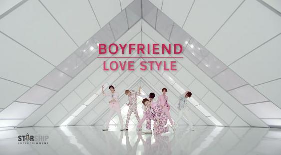 Boyfriend Makes Comeback Performances on Inkigayo