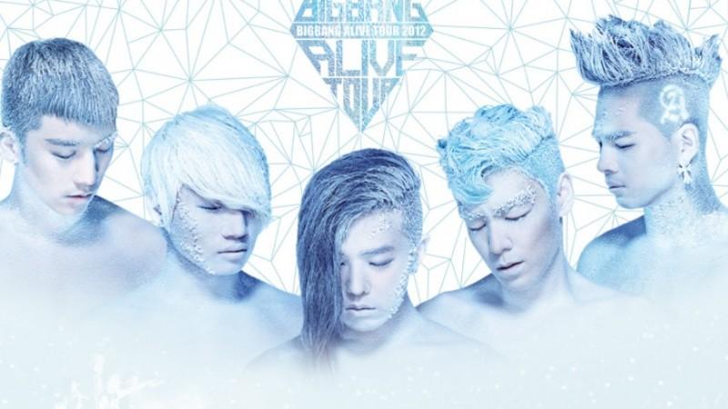 """Big Bang Alive World Tour 2012"" To Visit Peru and Brazil"