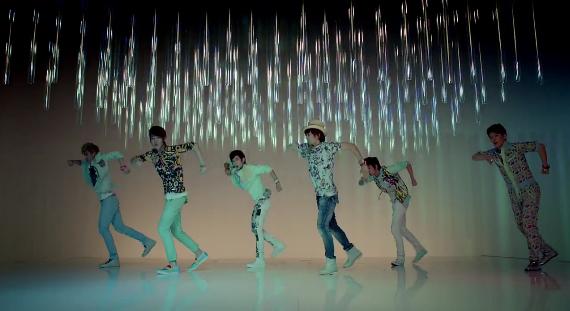 """Boyfriend Releases MV Teaser for """"Love Style"""""""