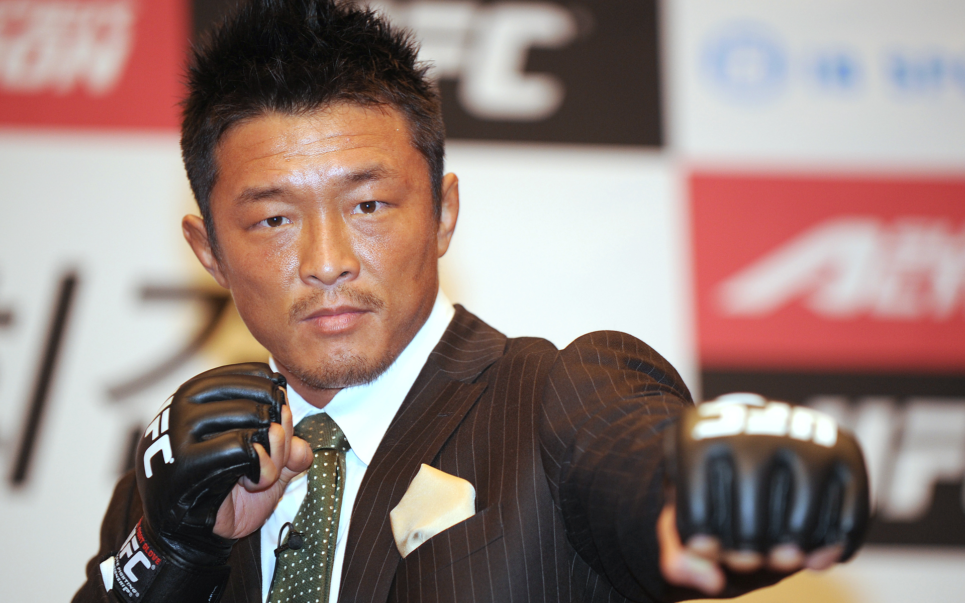 MMA Fighter Choo Sung Hoon (Akiyama) Stirs Up Dokdo Controversy
