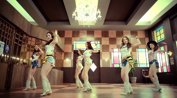 "Dal Shabet Makes Their Music Core Comeback With ""Mr. Bang Bang"""