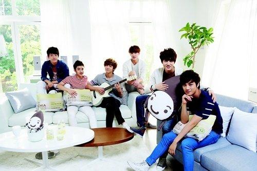 EXO-K Face Shop