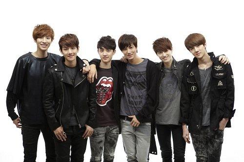 EXO-K MAMA Promotions