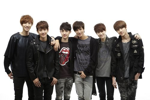 "EXO-K Finishes Up ""MAMA"" Promotions As Top New Group of the Year"