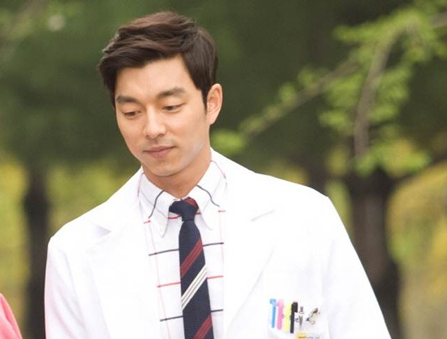 """Gong Yoo Reveals his """"Big"""" Inspired Airport Fashion"""