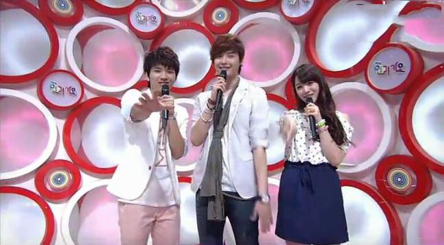 SBS Inkigayo Performances 06.17.12