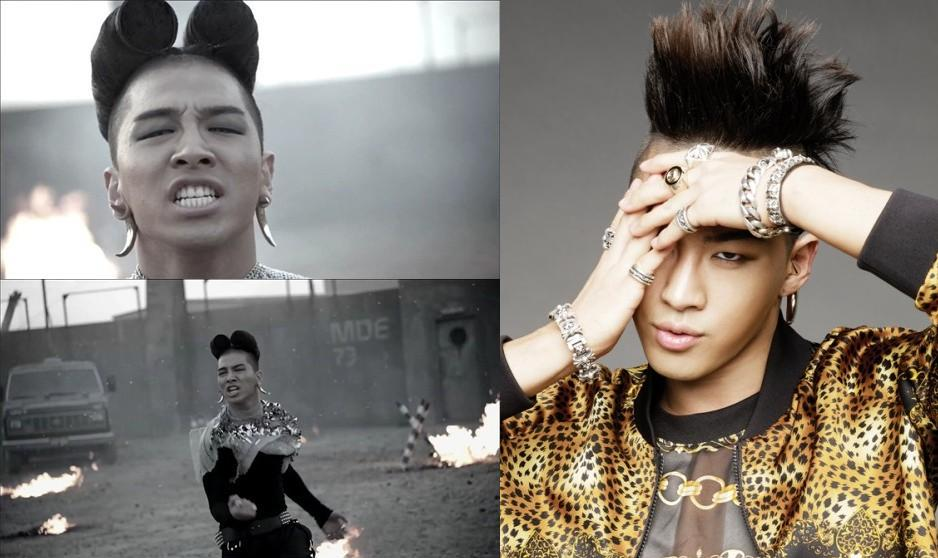 Many Hairstyles of YG Artists