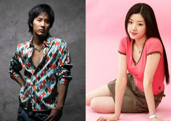 Kim Ji Suk Says He's in Love with Park Han Byul (Parodies Ji Hyun Woo)