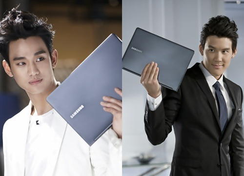 Kim Soo Hyun to Leave for London to Support Olympic Swimmer Park Tae Hwan