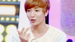 """Leeteuk on the June 12 2012 Broadcast of """"Strong Heart"""""""