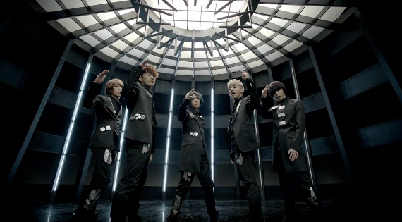 MYNAME - Dance parc Hello and goodbye