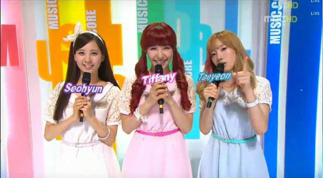 MBC Music Core Performances 06.16.12