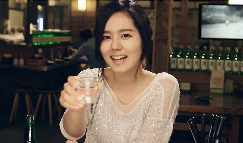 """The Moon that Embraces the Sun's"" Han Ga In Reveals Her Adorable Drinking Habits"