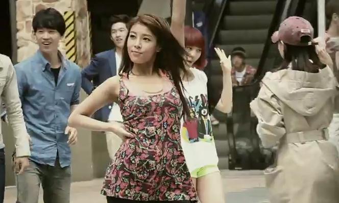 "Wonder Girls Release ""Like This"" MV!"