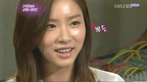 """Shin Se Kyung: """"The Doctor Said I Hit Puberty When I Was 8-Years-Old"""""""