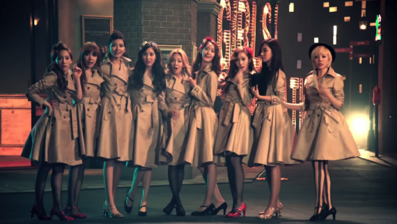Girls' Generation Becomes First Korean Girl Group to Become Million Seller in Japan