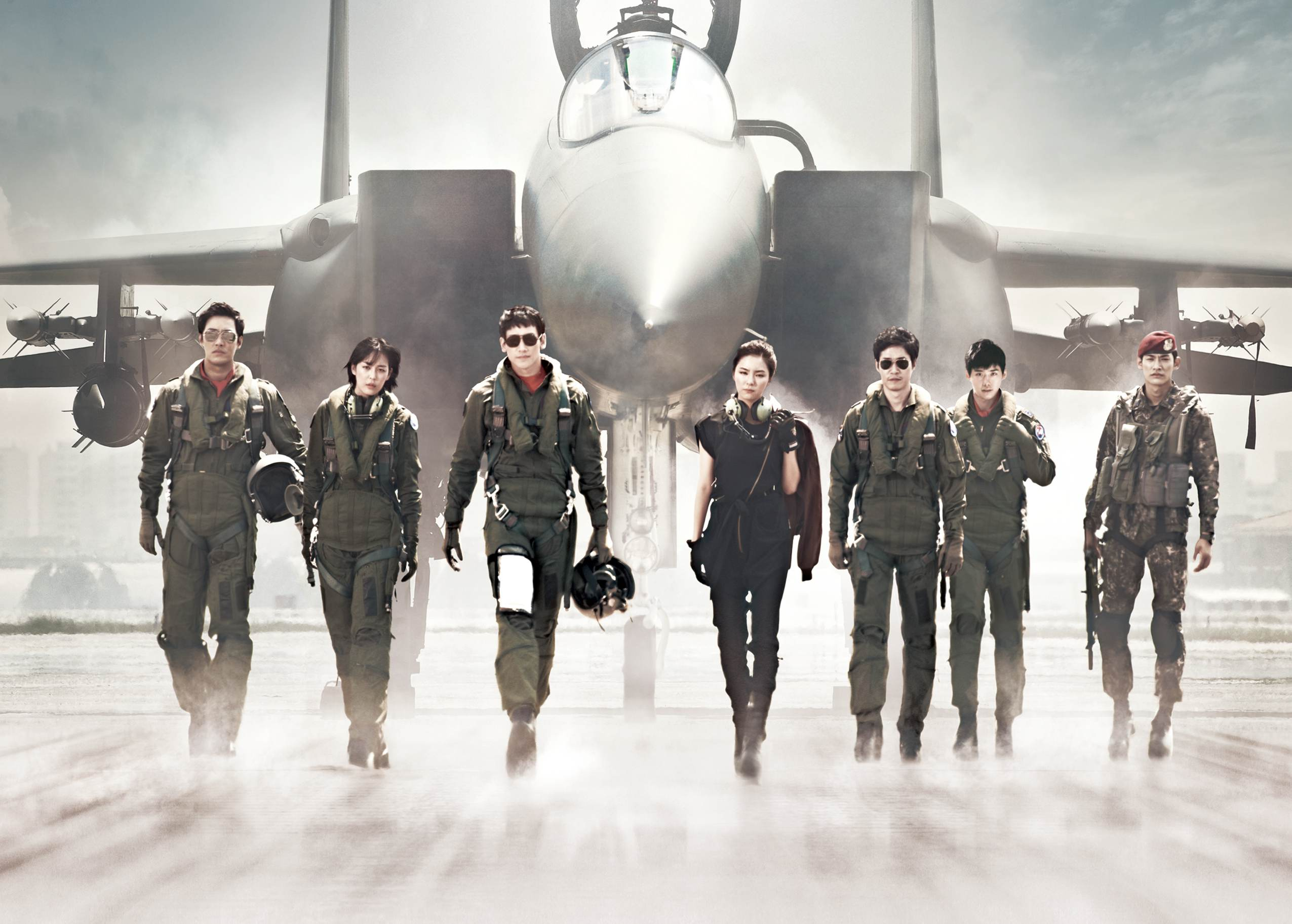 "Rain's New Movie ""R2B: Return to Base"" Unveils Poster"