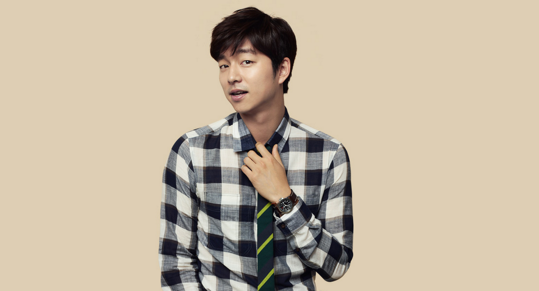 Gong Yoo Talks About Jumping Off a Bridge for His Film in High Cut Pictorial