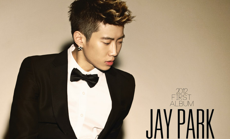 Jay Park Sends His Love with Two Cheeky Photos
