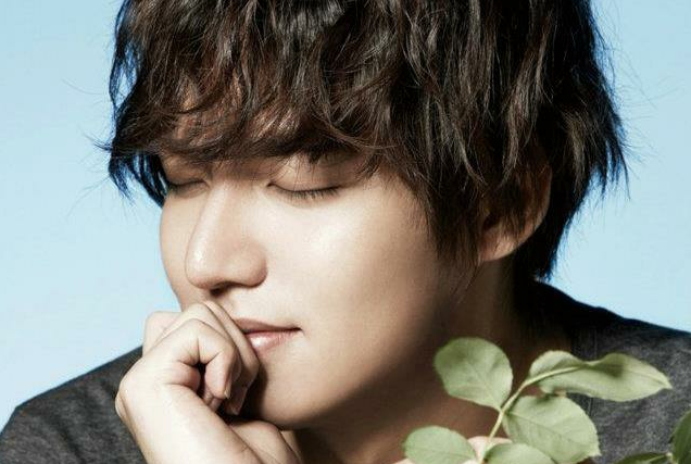 """""""City Hunter's"""" Lee Min Ho Gets Ready to Time Travel"""