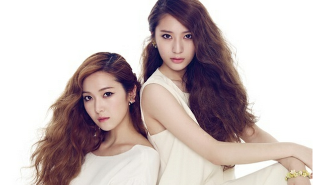 """Cover Girls: Jessica and Krystal on July Special Edition of """"Marie Claire"""""""